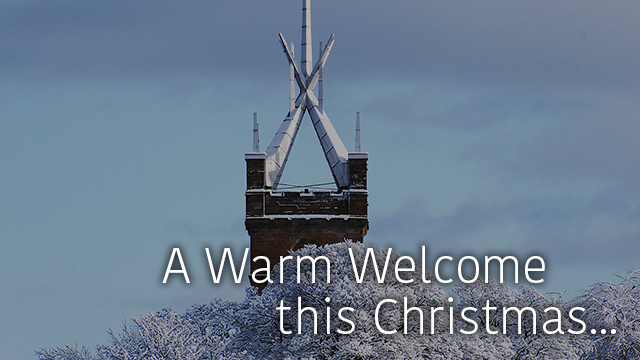 A Warm Welcome to St Michael's Parish Church